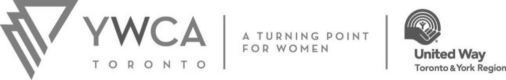 YWCA - Toronto Logo