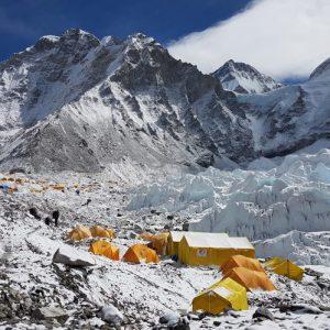 The Himalayas.