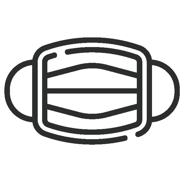 mandatory mask icon